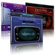 SPECTRASONICS TRILIAN × OMNISPHERE 2 × STYLUS RMX XPANDED USB版セット 「WAVES MUSICIANS 1」プレゼント!