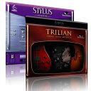 SPECTRASONICS TRILIAN × STYLUS RMX XPANDED USB版セット 「WAVES MANNY MARROQUIN REVERB」プレゼント!