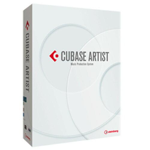 STEINBERG CUBASE ARTIST 8.5 通常版