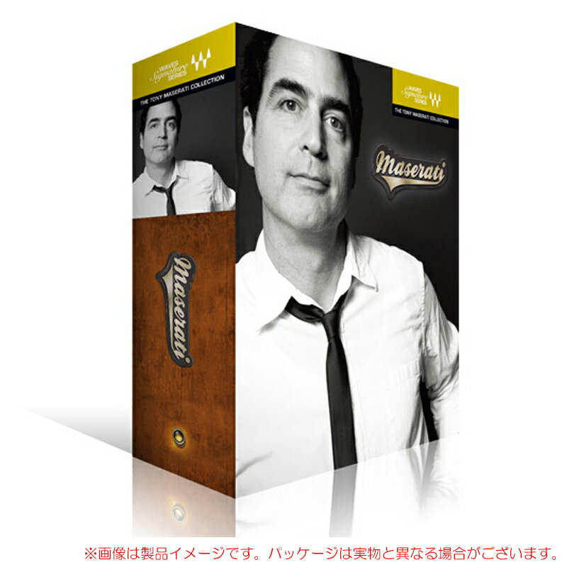 WAVES TONY MASERATI SIGNATURE SERIES 安心の日本正規品! 痛い