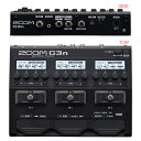 ZOOM G3n ズーム ギターエフェクツプロセッサー