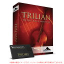 SPECTRASONICS TRILIAN USB版 「NOMAD FACTORY BUS DRIVER」プレゼント!安心の日本正規品!