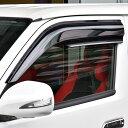 ◆02456 ハイエース 200系 スポーツ サイド バイザー ドアバイザー 高品質 同梱不可