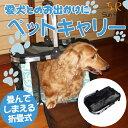 【半額】 【あす楽】 ペットキャリー 折りたたみ式 犬用 小型犬 SunRuck(サンルック) ソフトタイプ ペットキャリー メッシュ素材 ゲージ SR-P003 【05P03Dec16】