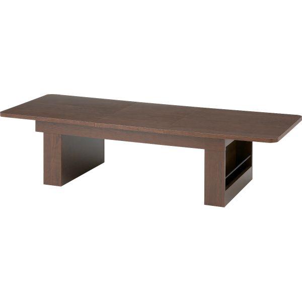 伸張式テーブル ローテーブル モノ エクステンシ...の商品画像
