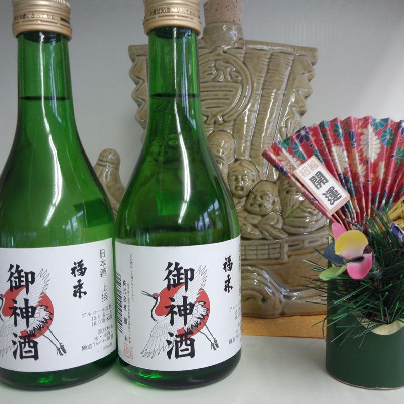 【祝い 酒】★岩手北三陸久慈の地酒★福来 御神酒...の商品画像