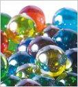 ガラスのビー玉 オーロラカラーマーブル Mix  17mm*200個入りGlass Marble、びーだま、ガラス玉、aurora ミックス、標準サイズ