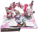 """""""紙の魔術師""""ロバート・サブダの世界へようこそ!英語版「Alice's Adventures in Wonderland (不思議の国のアリス)」""""紙の魔術師""""ロバート・サブダによるアリスの世界!"""