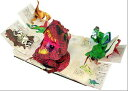 """""""紙の魔術師""""ロバート・サブダの世界へようこそ!○日本語版「恐竜時代」""""紙の魔術師""""ロバート・サブダによる恐竜が蘇る紙立体図鑑の世界!<木製グッド・トイセット>"""