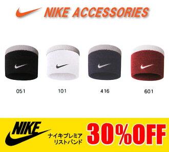 Nike (耐克) 腕帶首演腕帶 (2 件) N.NN.02 手腕支援