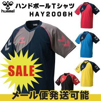 Hummel Hummel 手球短 t 恤 HAY2006H 短袖襯衫男女