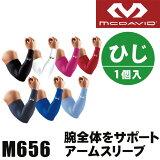 パワーアームスリーブ 腕サポーター マクダビッド M656 (1ヶ入)mcdavid