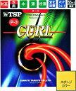 【あす楽】カールP-3ソフト TSP 卓球ラバー 粒高ラバー 020145 卓球用品