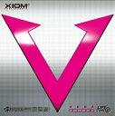 ヴェガエリート XIOM 卓球ラバー 裏ソフトテンションラバー #95111 卓球用品