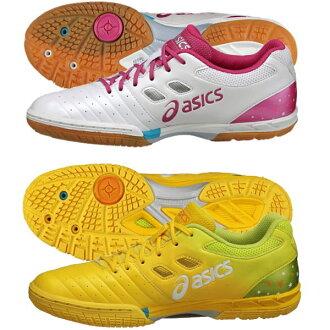 專用積體電路 asic 球鞋攻擊 DUALYTE TPA331 [網球鞋],[坪乒乓球乒乓球鞋 Asics]