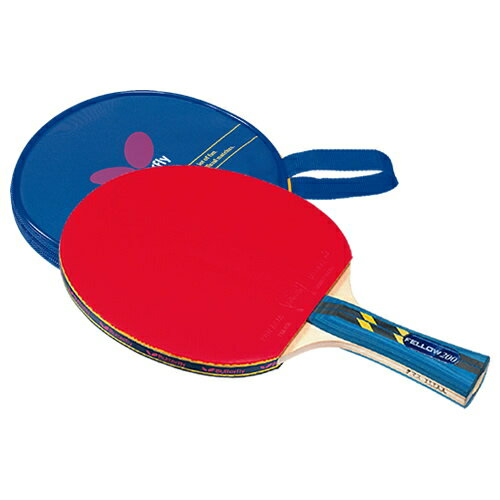 Fellow 200 Butterfly table tennis racket shakehand rubber paste up B-16120 table tennis accessories fs3gm