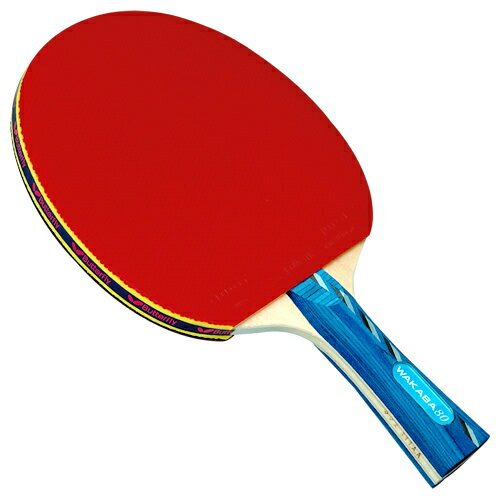 Wakaba 80 Butterfly table tennis racket shakehand rubber paste up B-16420 table tennis equipment