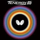 【あす楽】テナジー05 バタフライ [卓球ラバー] エネルギー内蔵型裏ソフトラバー 0580