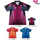 バタフライ BUTTERFLY カペレシオン・シャツ 44970 卓球 ゲームシャツ ユニフォーム