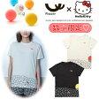 【倉庫セール】【あす楽】ハローキティ コラボカットソー ボールキティ 卓球Tシャツ sanei-26119 卓球用品