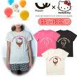 【倉庫セール】【あす楽】ハローキティ コラボカットソー ラケットキティ 卓球Tシャツ sanei-26118 卓球用品