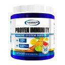 【送料無料】 ガスパリニュートリション Proven イミュニティ リフレッシュシトラス 30杯 150g【GASPARI NUTRITION】Proven Immunity Refreshing Citrus 5.29 oz