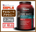 〇送料無料【Champion Nutrition】Pure Whey Plus Protein Ch...