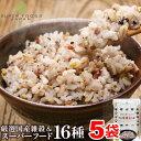 雑穀米 もち麦たっぷり16種雑穀米 2.5kg (500g×...