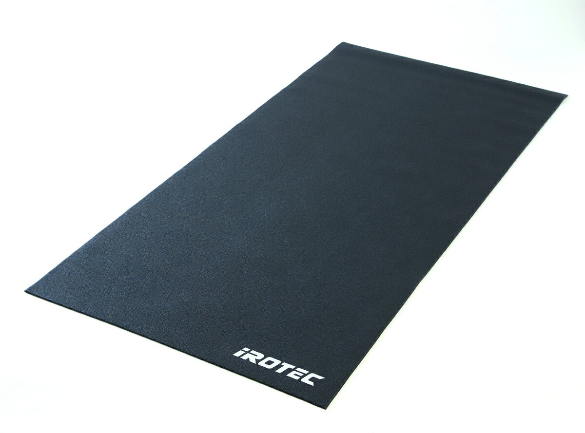 IROTEC(アイロテック)フィットネスマット/ダンベルやトレーニング器具等の衝撃や音の緩和に。/筋...:super-sports:10000596