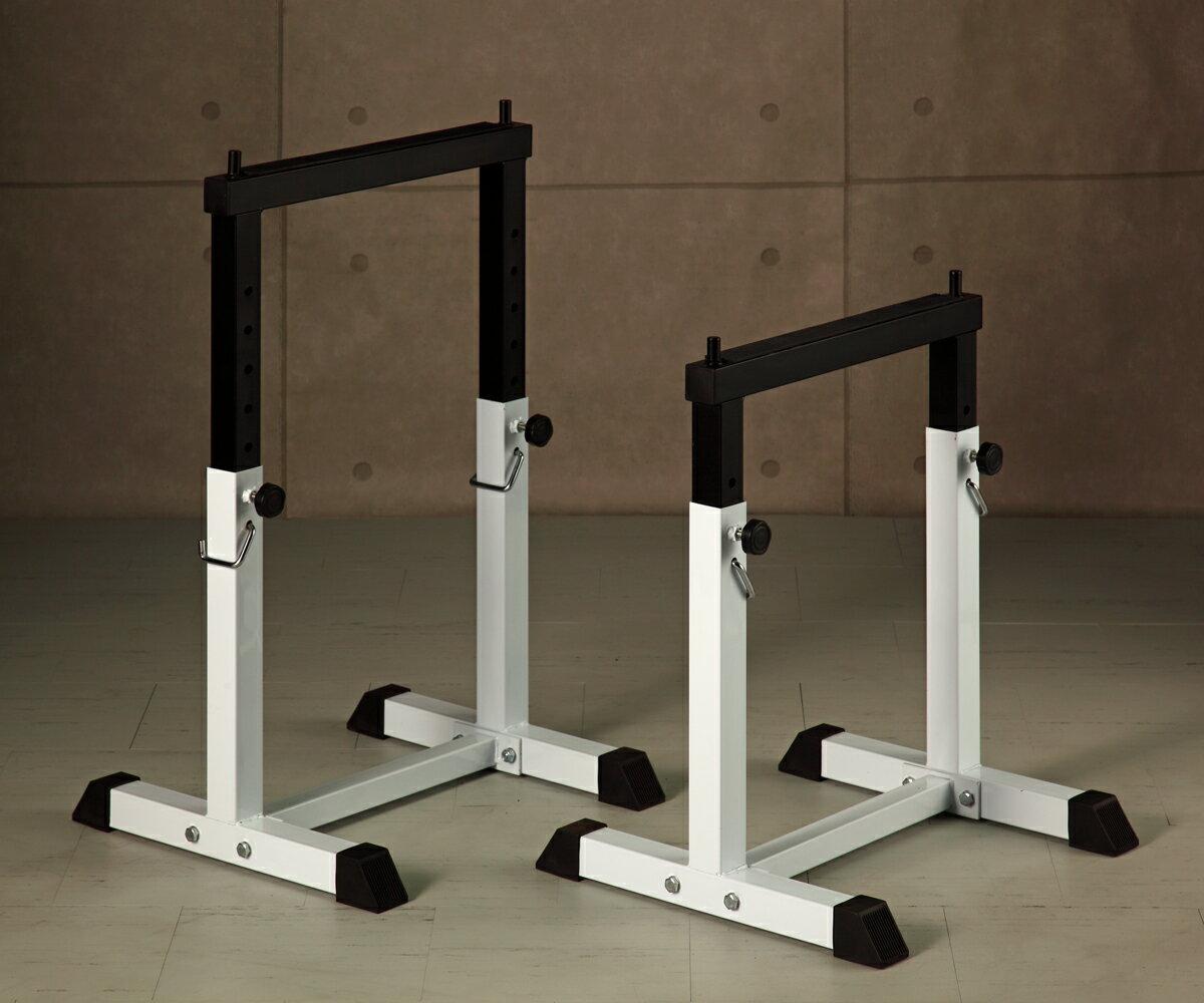 IROTEC(アイロテック)セイフティーラックワイドタイプ/ダンベル・トレーニングベンチ・筋トレ・トレーニング器具・トレーニングマシン・ホームジム・バーベル・プレスベンチ・健康器具 ベンチプレスをより安全に!ワイド設計なので安心して追い込めます。ベンチプレス時のもしもの時のマストアイテム!