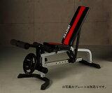 IROTEC(アイロテック) マルチポジションベンチ/ダンベル・ベンチプレス・トレーニング器具・筋トレ・バーベル・ホームジム・トレーニングマシン・インクライン・フラットベンチ