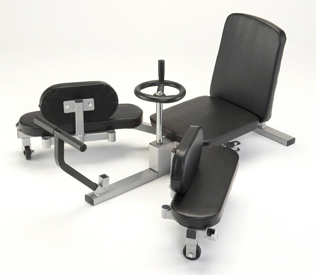 IROTEC(アイロテック)レッグストレッチャー 開脚 ストレッチ ヨガ / ダンベル・バーベル・フィットネス・健康器具 簡単に開脚ストレッチ