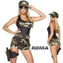 ROMA COSTUME ローマ RM 4332 アーミーベ...