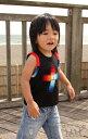 【 ベビータンクトップ 】メキシカンサラペ 親子ペアTシャツを単品でご購入いただけます。パパとおそろいファッション