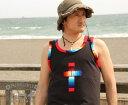 【 メンズタンクトップ 】メキシカンサラペパパとお揃い親子ペアTシャツを単品でご購入いただけます