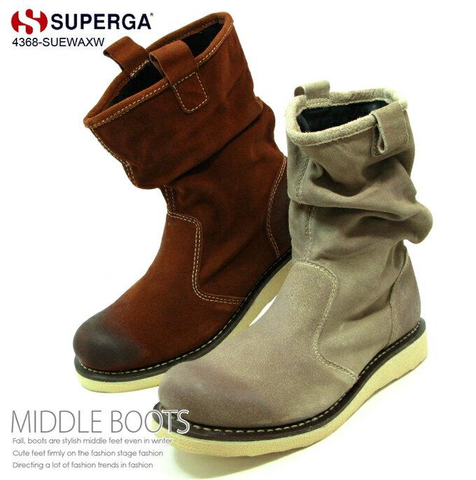 スペルガ ショートブーツ レディース 防寒ブーツ...の商品画像