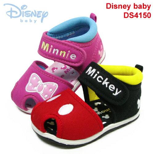 ミッキーマウスベビーサンダルキッズサンダル男の子女の子ミニーマウスDS4150キッズサンダル子供靴