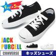 コンバース ジャックパーセル キッズ スニーカー スリッポン ジュニア キッズシューズ 子供靴 CONVERSE KID'S JACK PURCELL SLIP