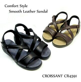 Croissant office sandals nurse sandals CROISSANT CR4591