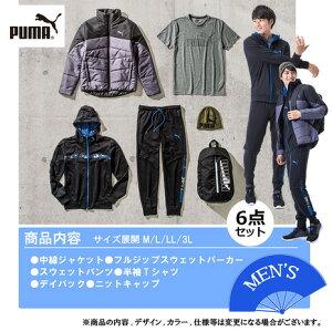 プーマ(PUMA) 2018年新春福袋 プーマ メンズ FK18MA 01 (Men's)