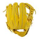 アシックス(ASICS) 野球 軟式 グラブ ゴールドステージ 内野手 3121A415.750.LH 収納袋付 (メンズ)