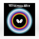バタフライ(Butterfly) 【オンラインストア限定価格】 卓球ラバー テナジー 80FX BL