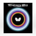 バタフライ(Butterfly) 【オンラインストア限定価格】 テナジー 80FX RED 0594