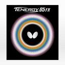 バタフライ(Butterfly) 卓球ラバー テナジー 05FX 赤 裏ソフト 05900 (Men's、Lady's、Jr)