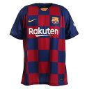 ナイキ(NIKE) FC バルセロナ 2019/20 スタジアム ホーム ユニフォーム AJ5532-456SU19 (メンズ)