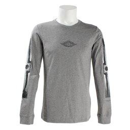 <strong>ナイキ</strong>(NIKE) ジョーダン 長袖Tシャツ JSW HRITAGE AH6320-091HO18HP (Men's)