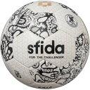 スフィーダ(SFIDA) サッカーボール 5号球 (一般 大学 高校 中学校用) 検定球 VAIS NK Edition BSF-VN02 WHT/BLK 5 自主練 (メンズ、レディース、キッズ)