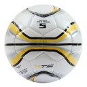 エックスティーエス(XTS) サッカーボール 5号 781G4ZK002+ YEL (Men's)