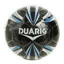 デュアリグ(DUARIG) サッカーボールマシン縫い 5号 781D5TT3014 BLK (Men's)