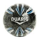 デュアリグ(DUARIG) サッカーボールマシン縫い 3号 781D5TT3015 BLK (Jr)